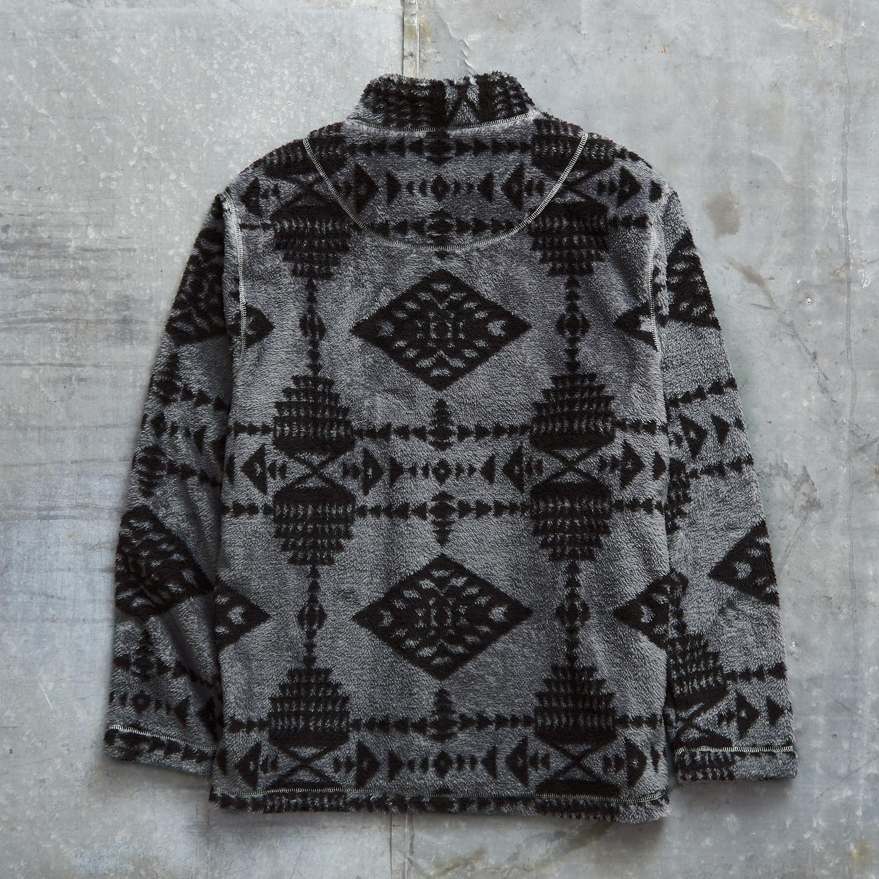 WYATT TRIBAL PULLOVER JACKET: View 2
