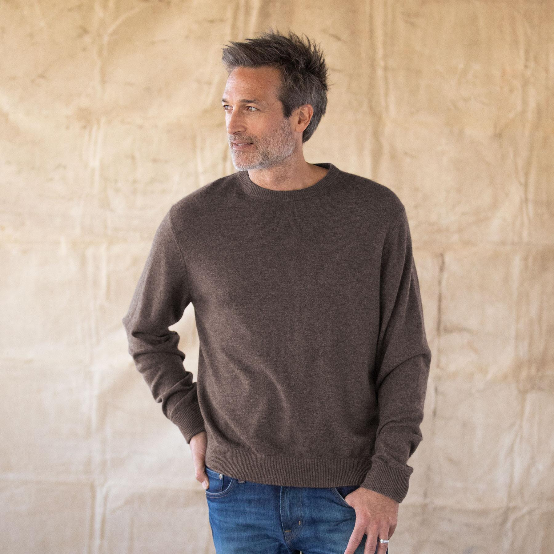 AXEL CASHMERE SWEATER: View 2