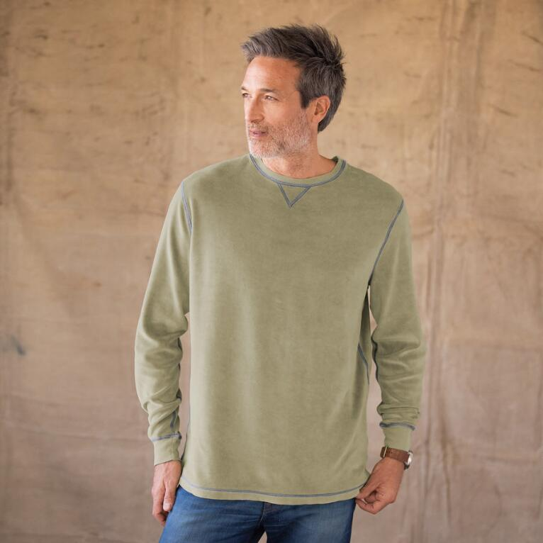 ATLAS WEEKEND PULLOVER