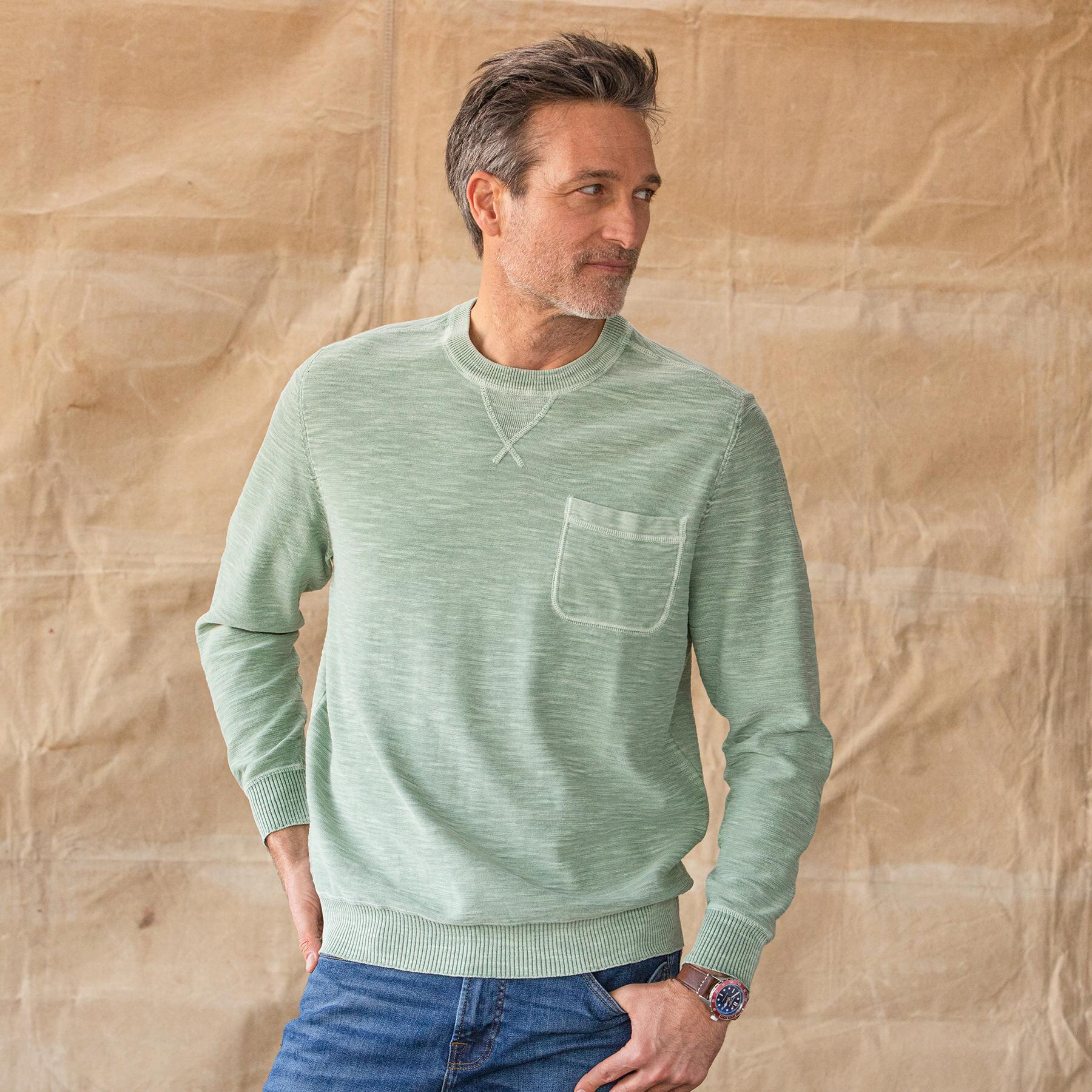 PETER KNIT TEE: View 1