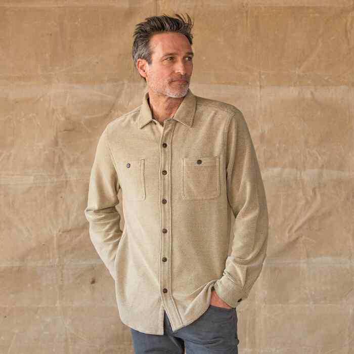 IRON WILL SHIRT JACKET