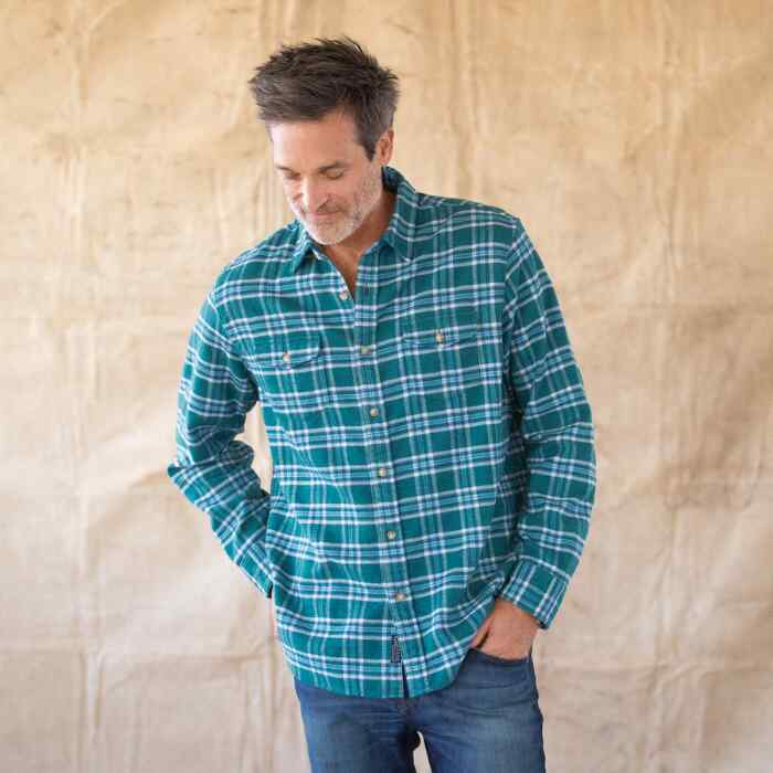 DECLAN FLANNEL SHIRT