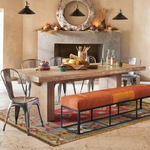 SUNDANCE HERITAGE DINING TABLE