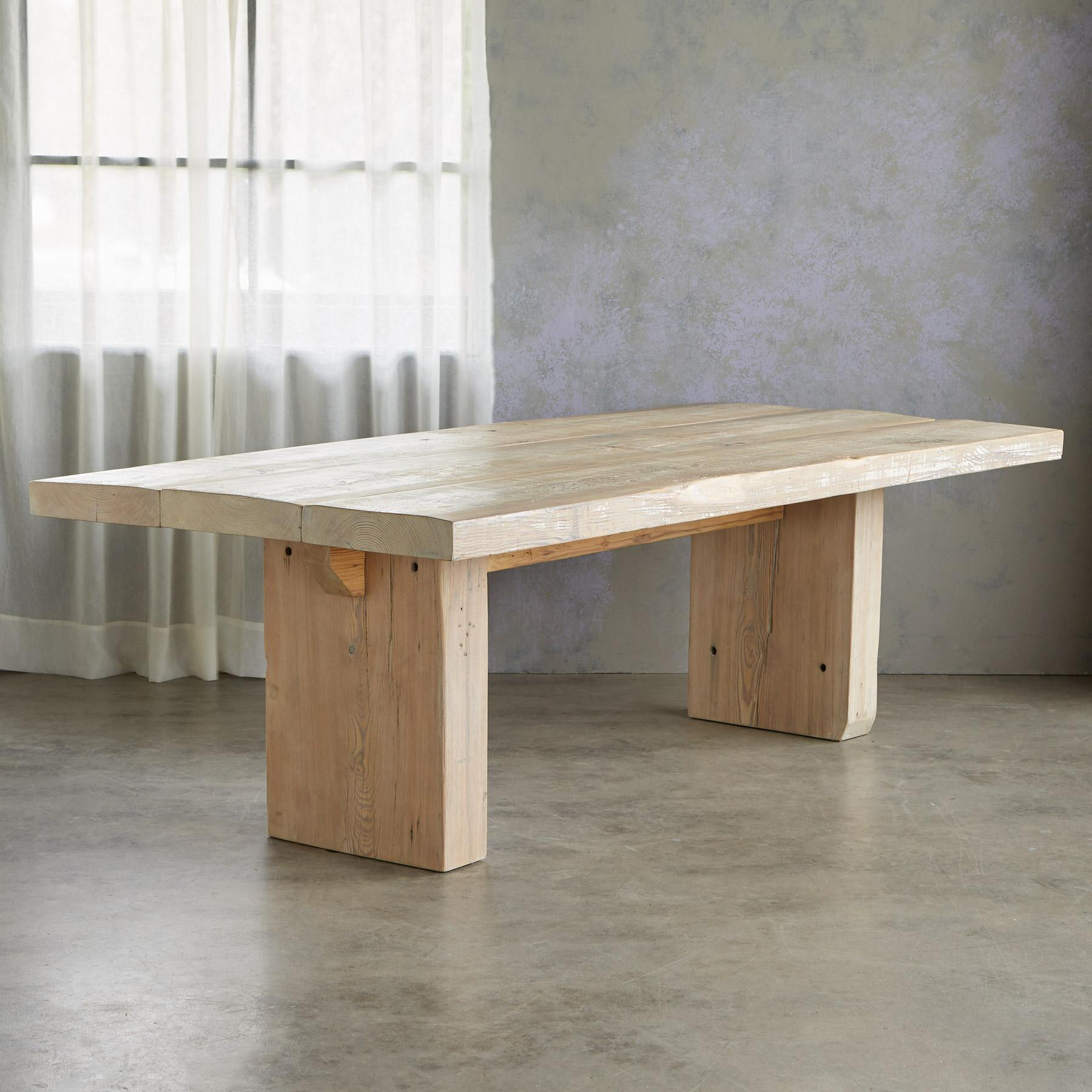 SUNDANCE HERITAGE DINING TABLE: View 2