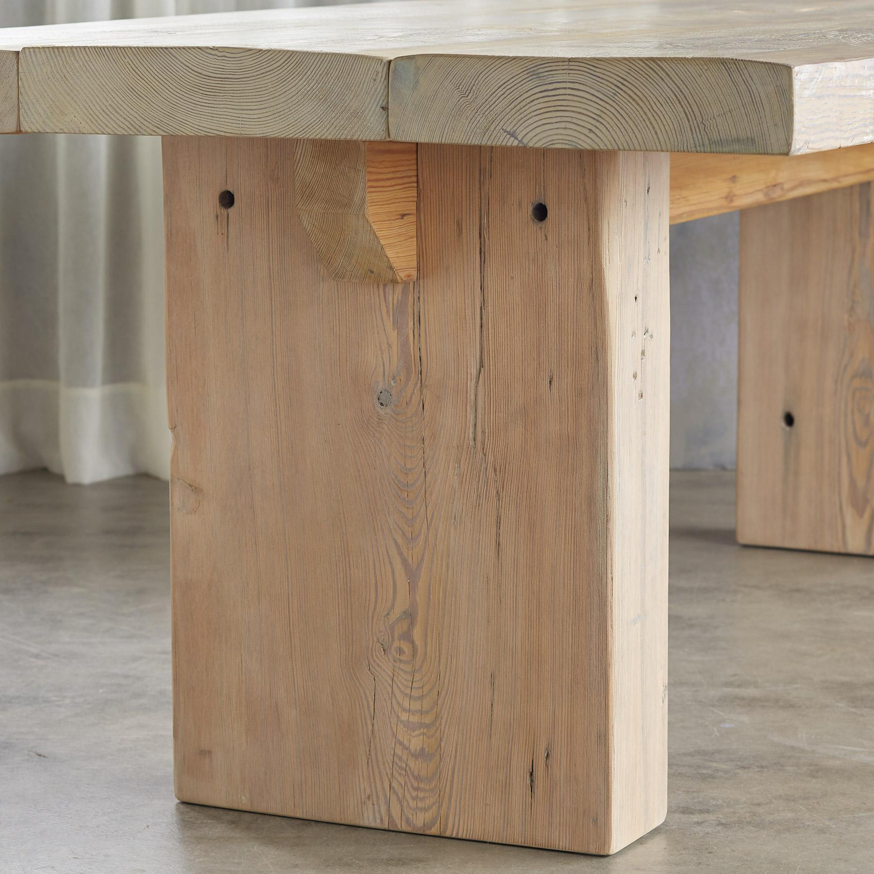 SUNDANCE HERITAGE DINING TABLE: View 3
