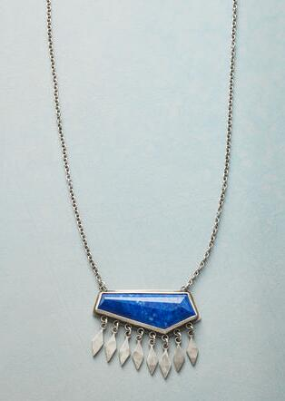COASTAL BLUES NECKLACE