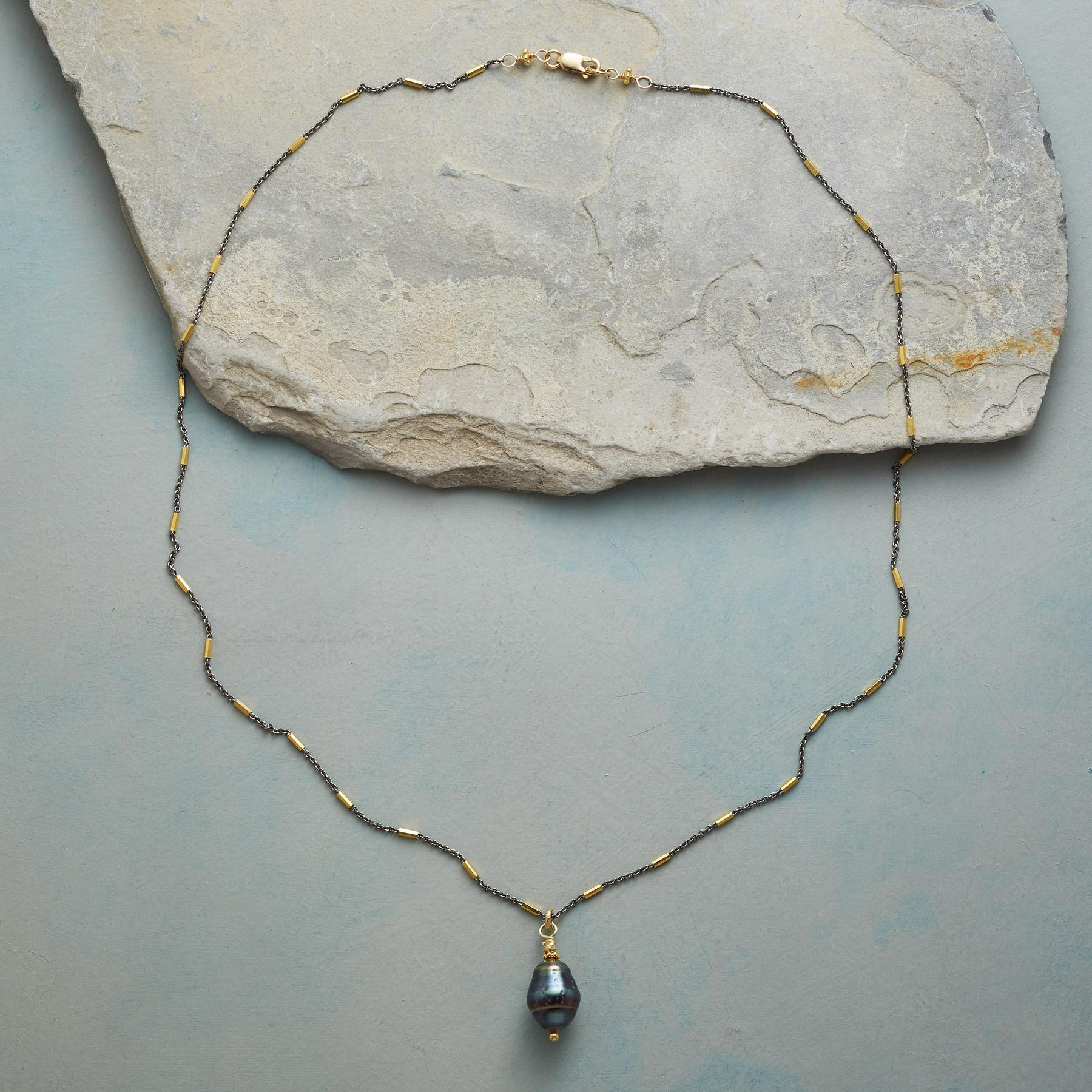 SOUTH SEAS PEARL NECKLACE: View 2
