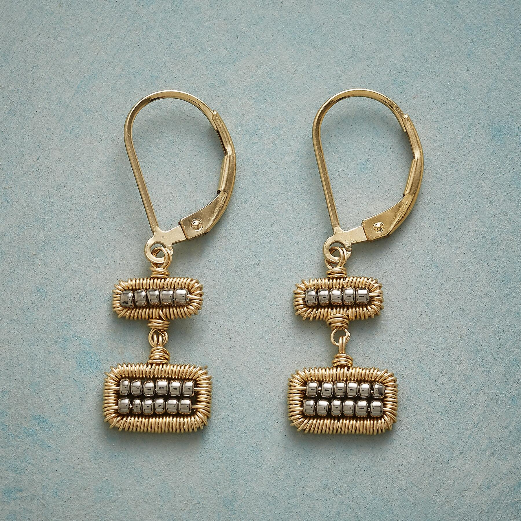 CALCULATIONS EARRINGS: View 1