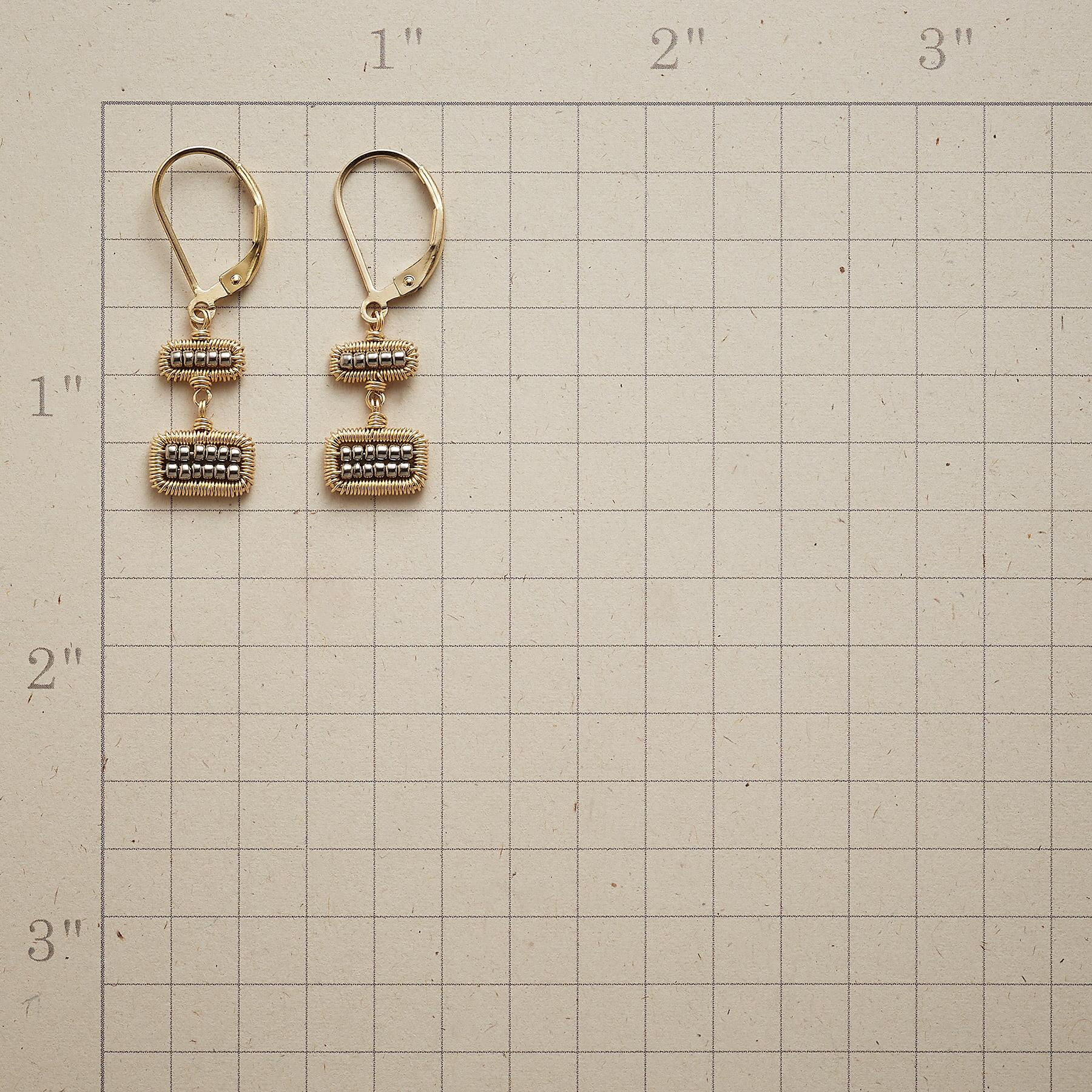 CALCULATIONS EARRINGS: View 2