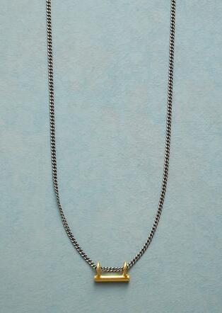 SIMPLE SLIDE NECKLACE