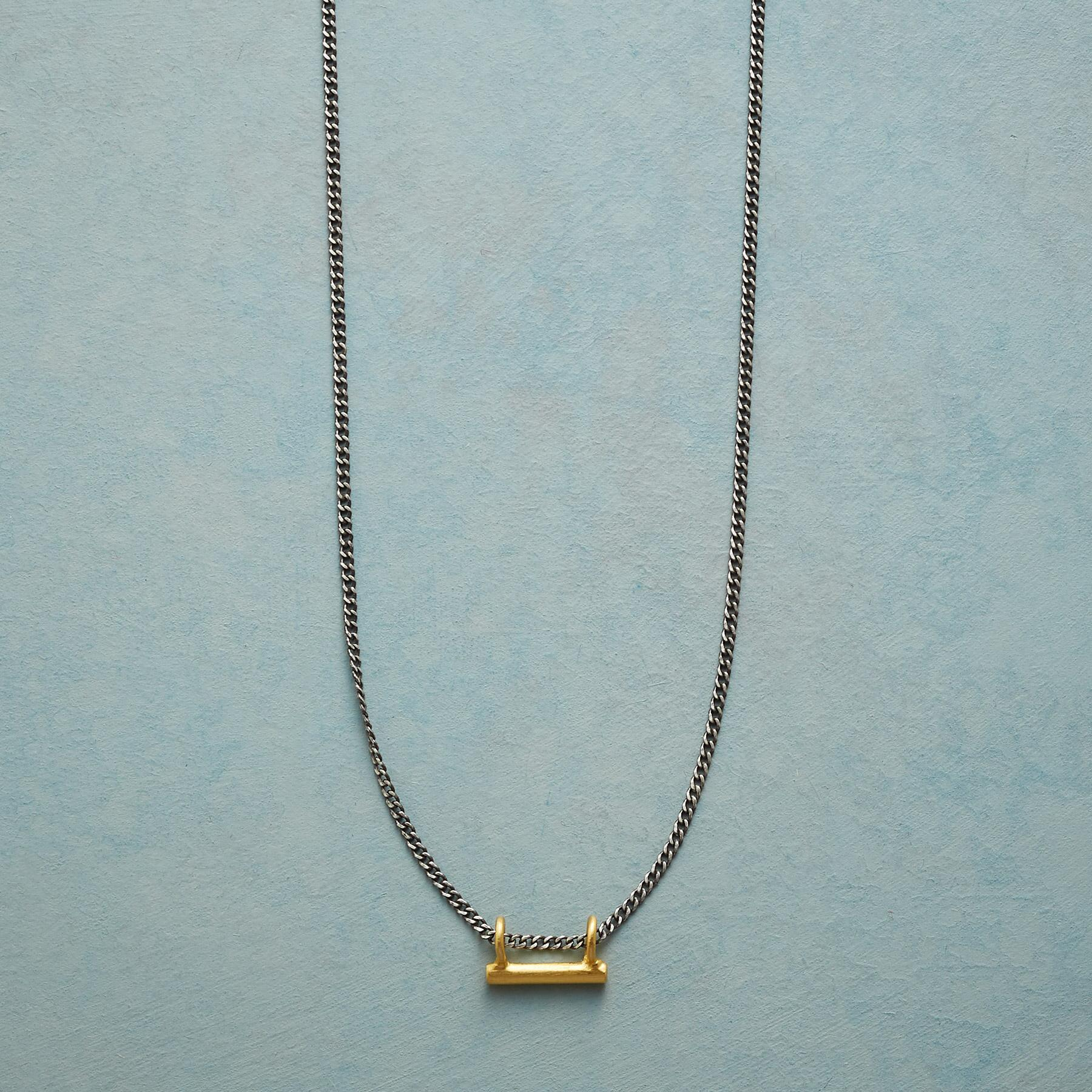 SIMPLE SLIDE NECKLACE: View 1