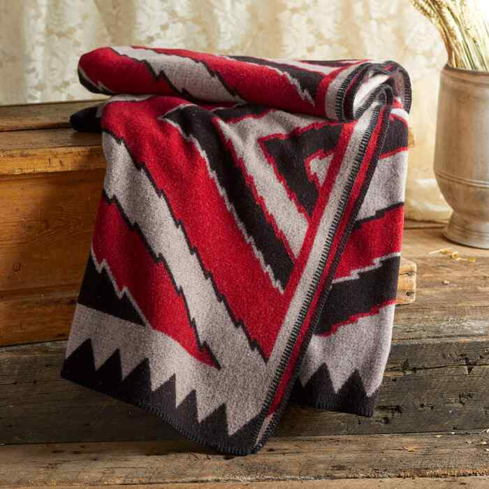 PENDLETON TREE ROOM THROW