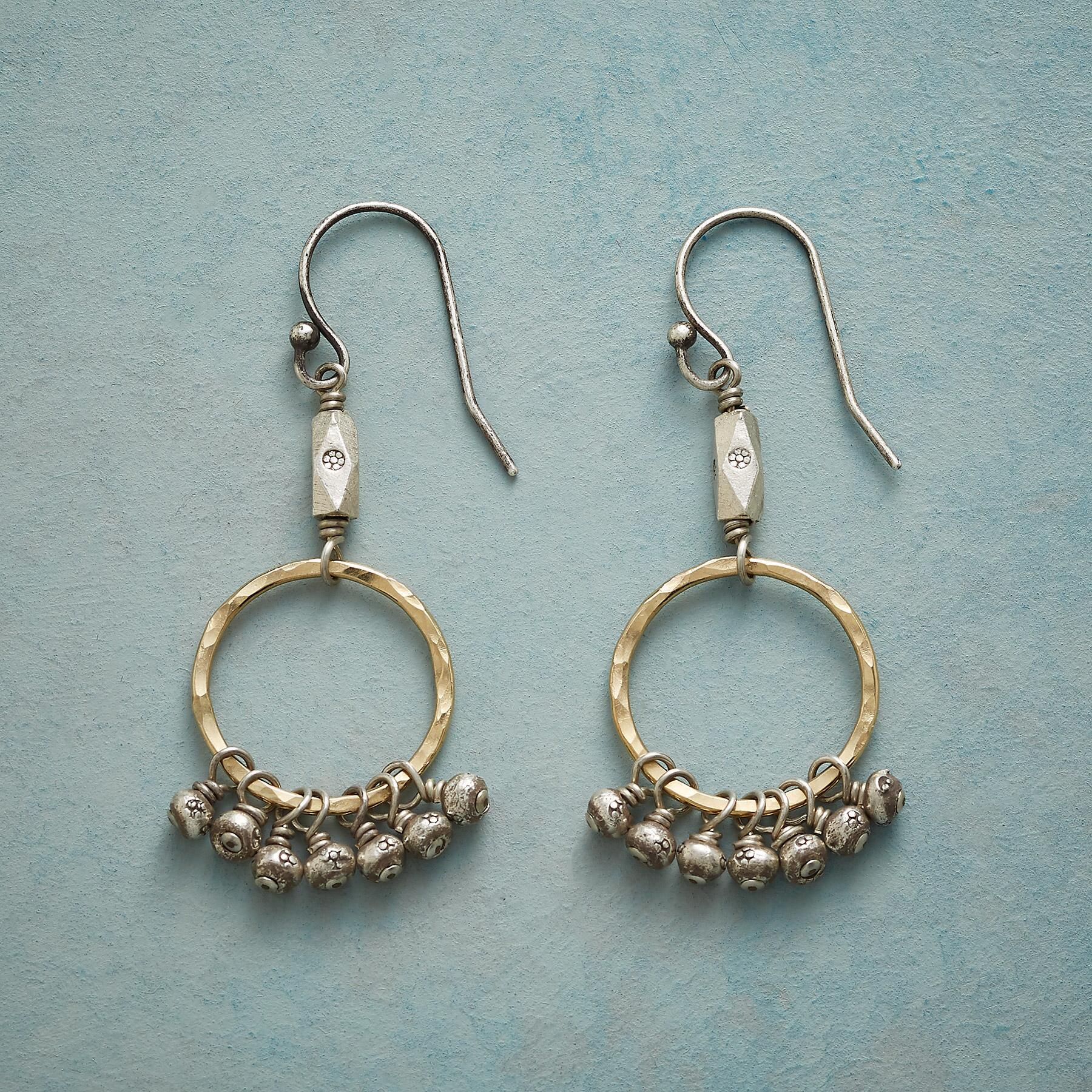 CHIC BEAD EARRINGS: View 1
