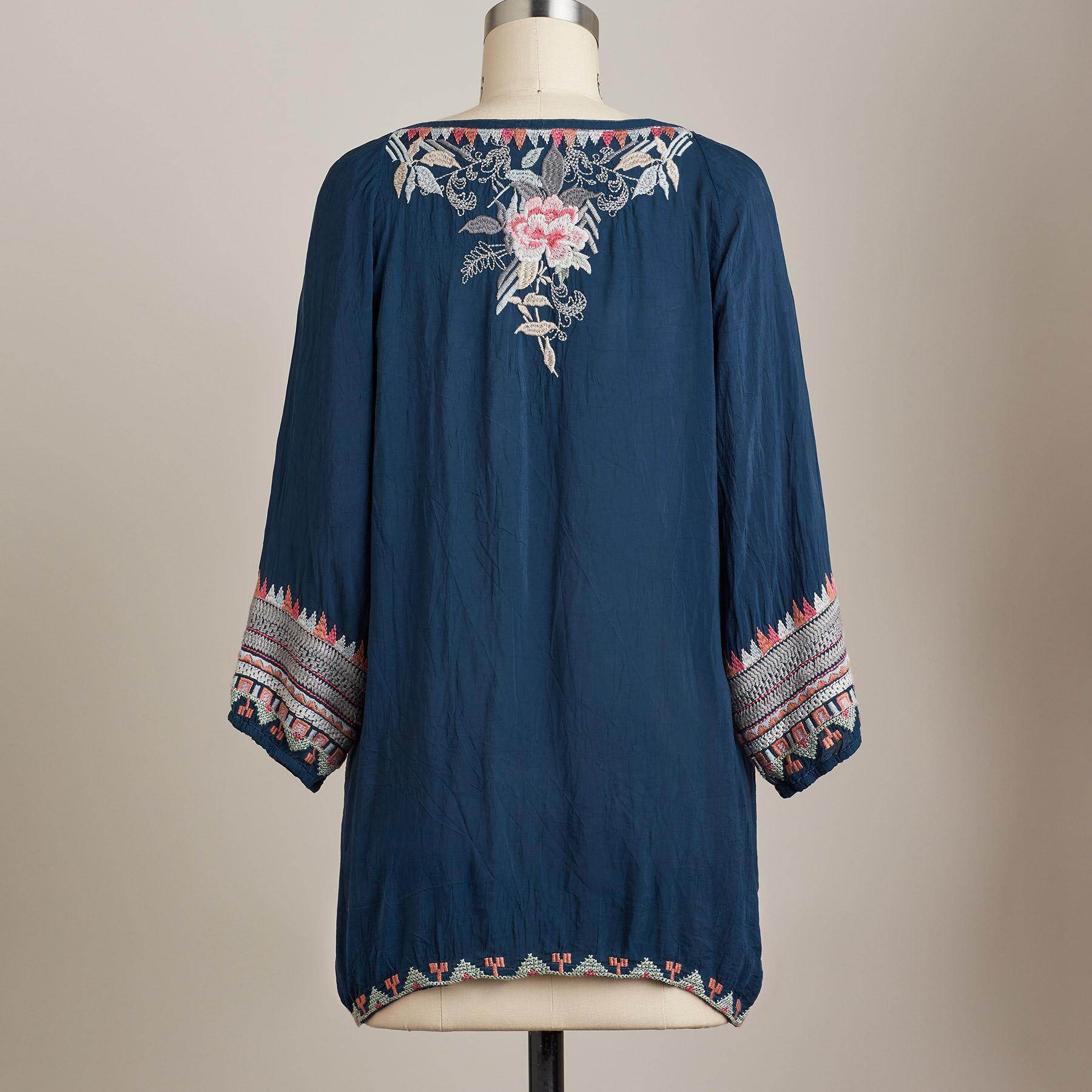 MARI BLOUSE: View 2
