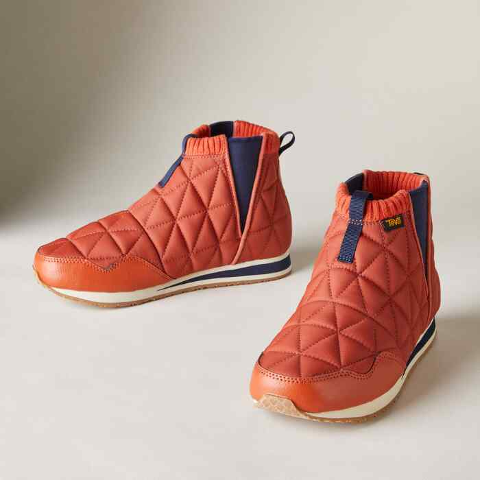 EMBER QUILTED BOOTS
