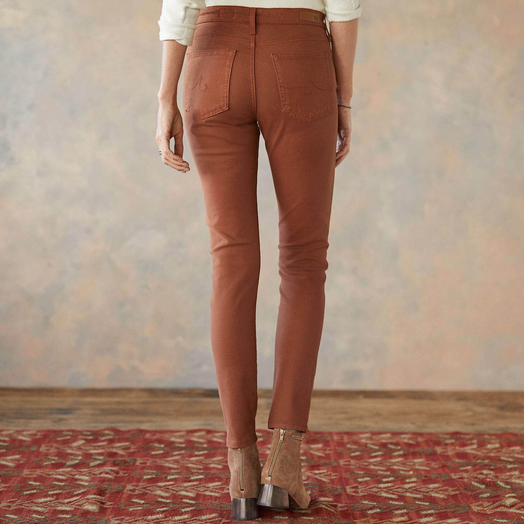 FARRAH ANKLE SKINNY JEANS: View 2