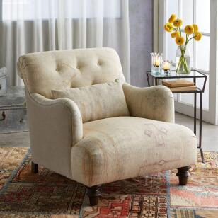 CHAIMA MOROCCAN CLUB CHAIR