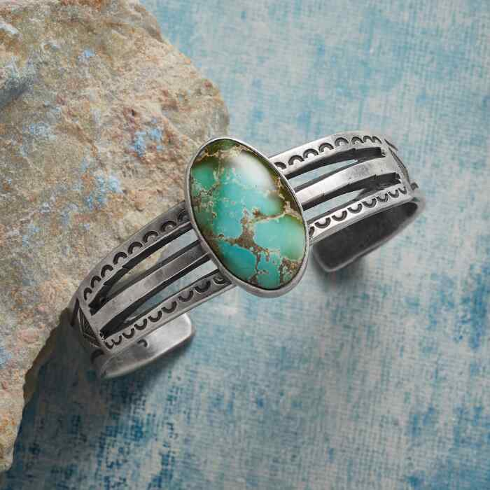 WESTERN BYWAYS TURQUOISE CUFF