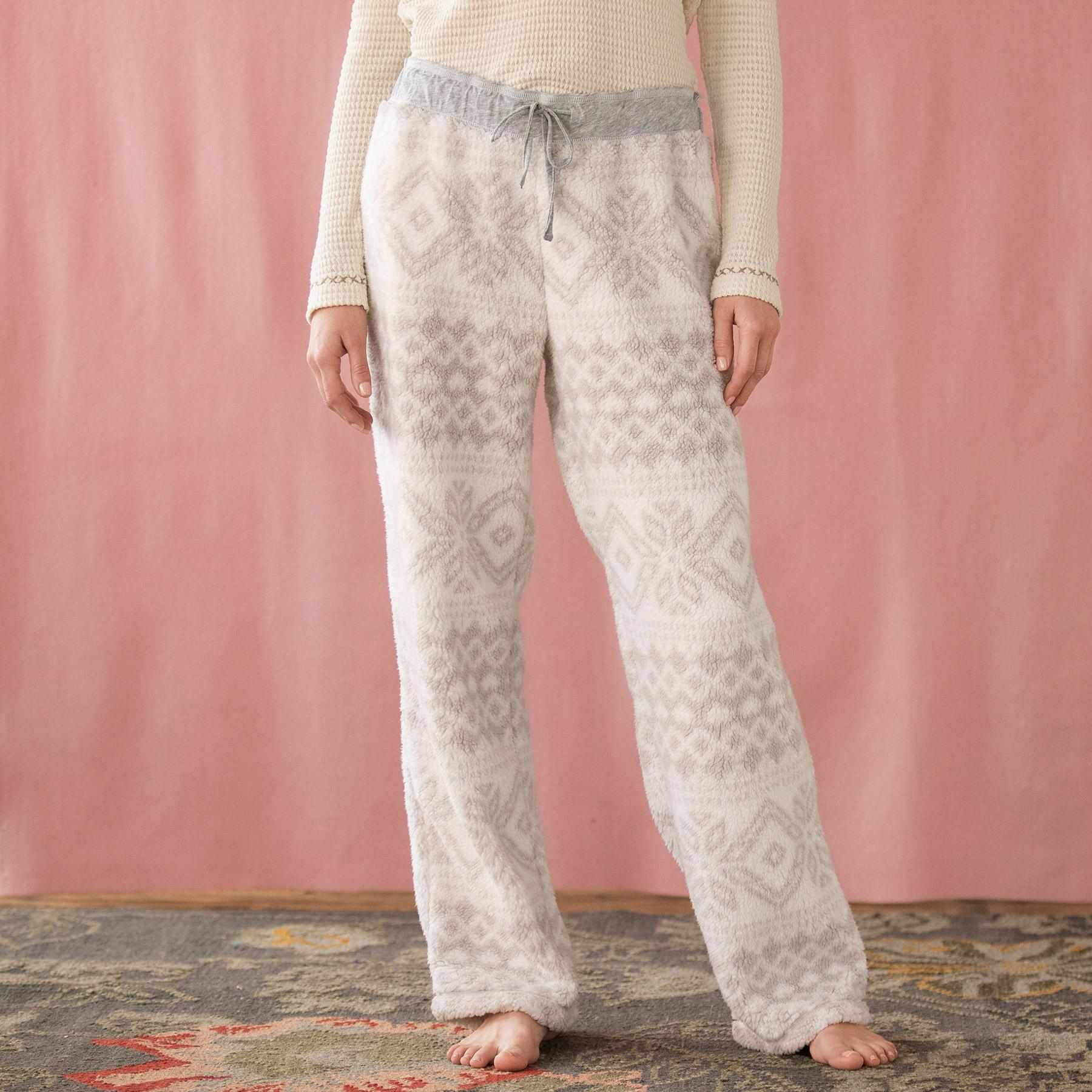 ALVILDA LOUNGE PANTS: View 1