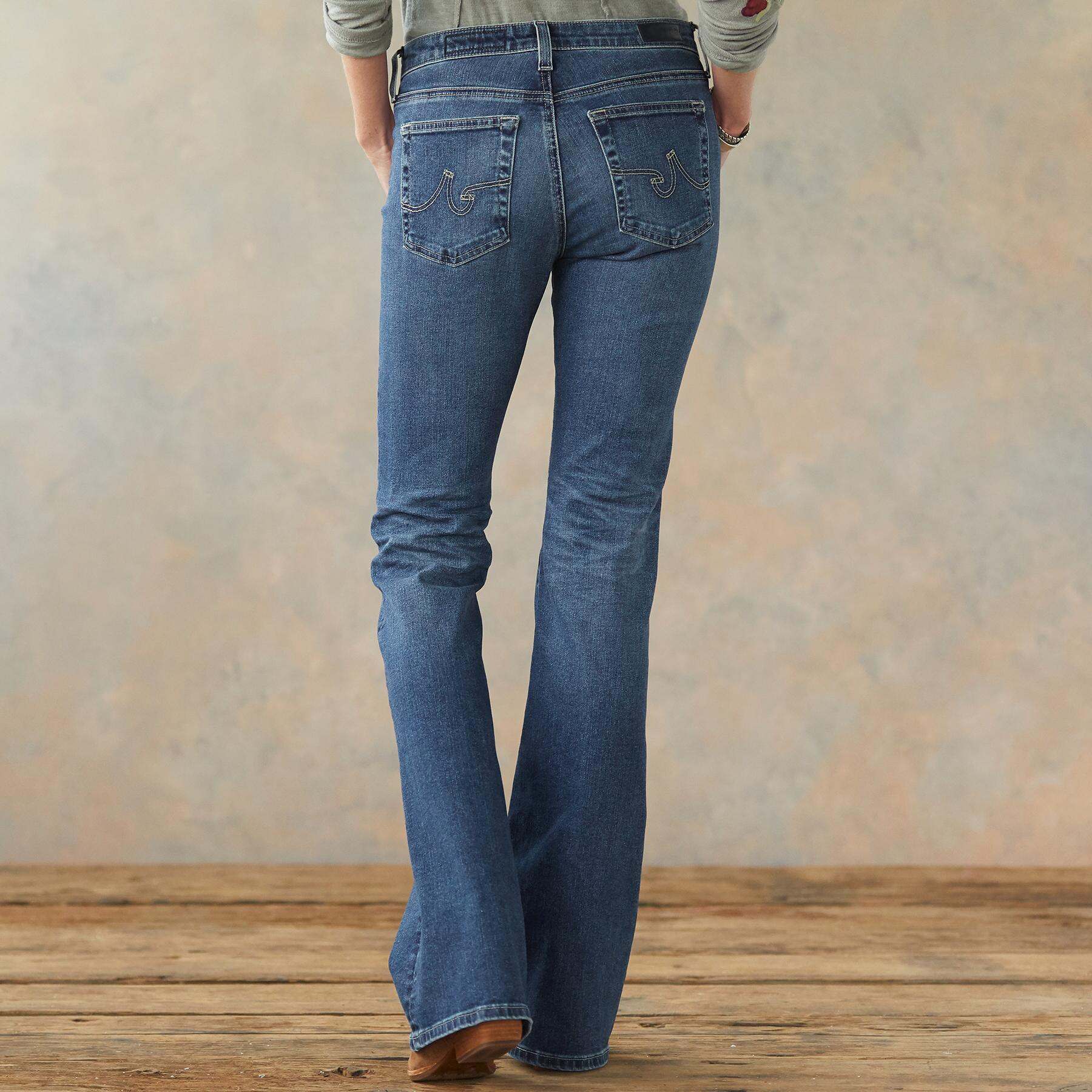 ANGEL BOOTCUT JEANS: View 2