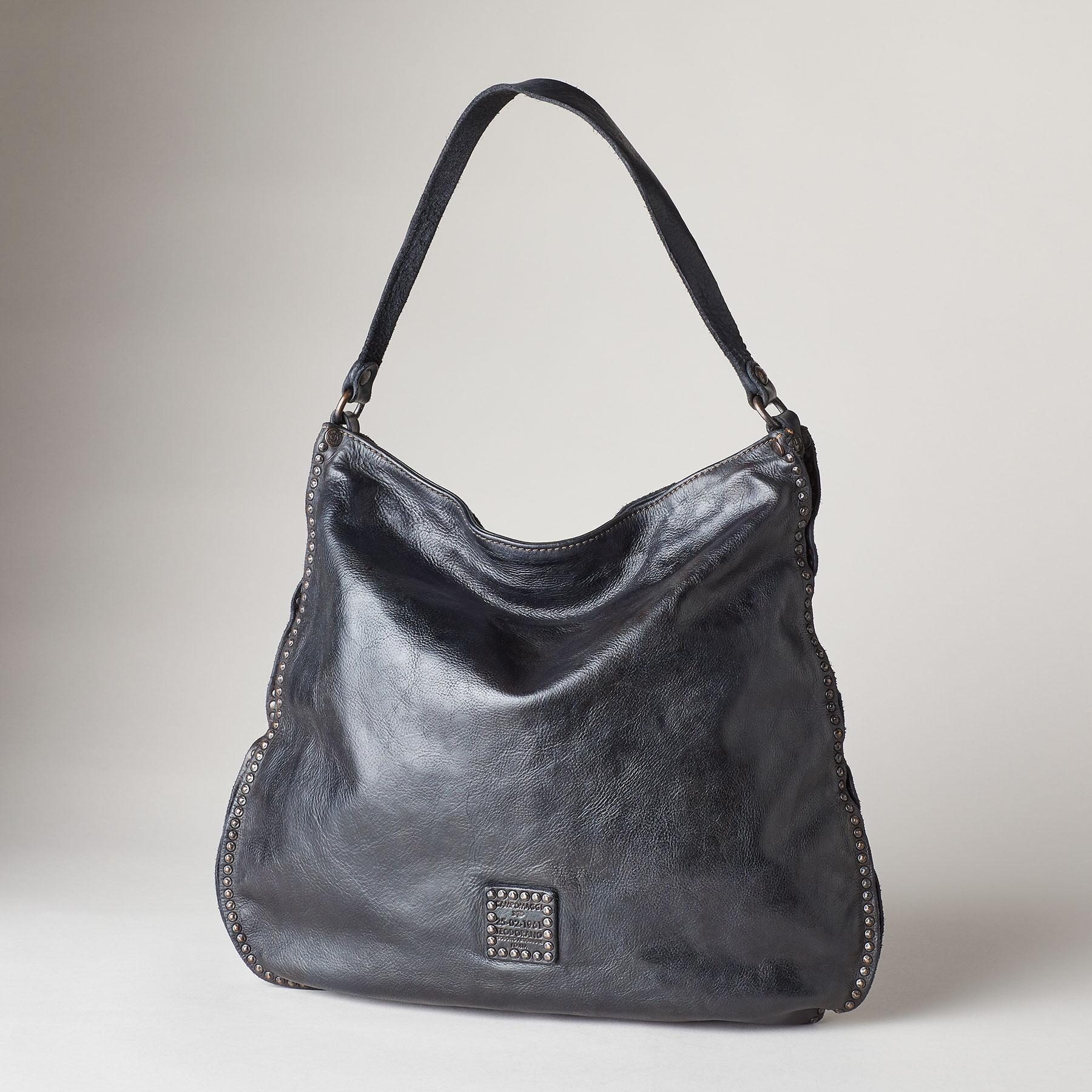 SUEDE HOBO BAG: View 2