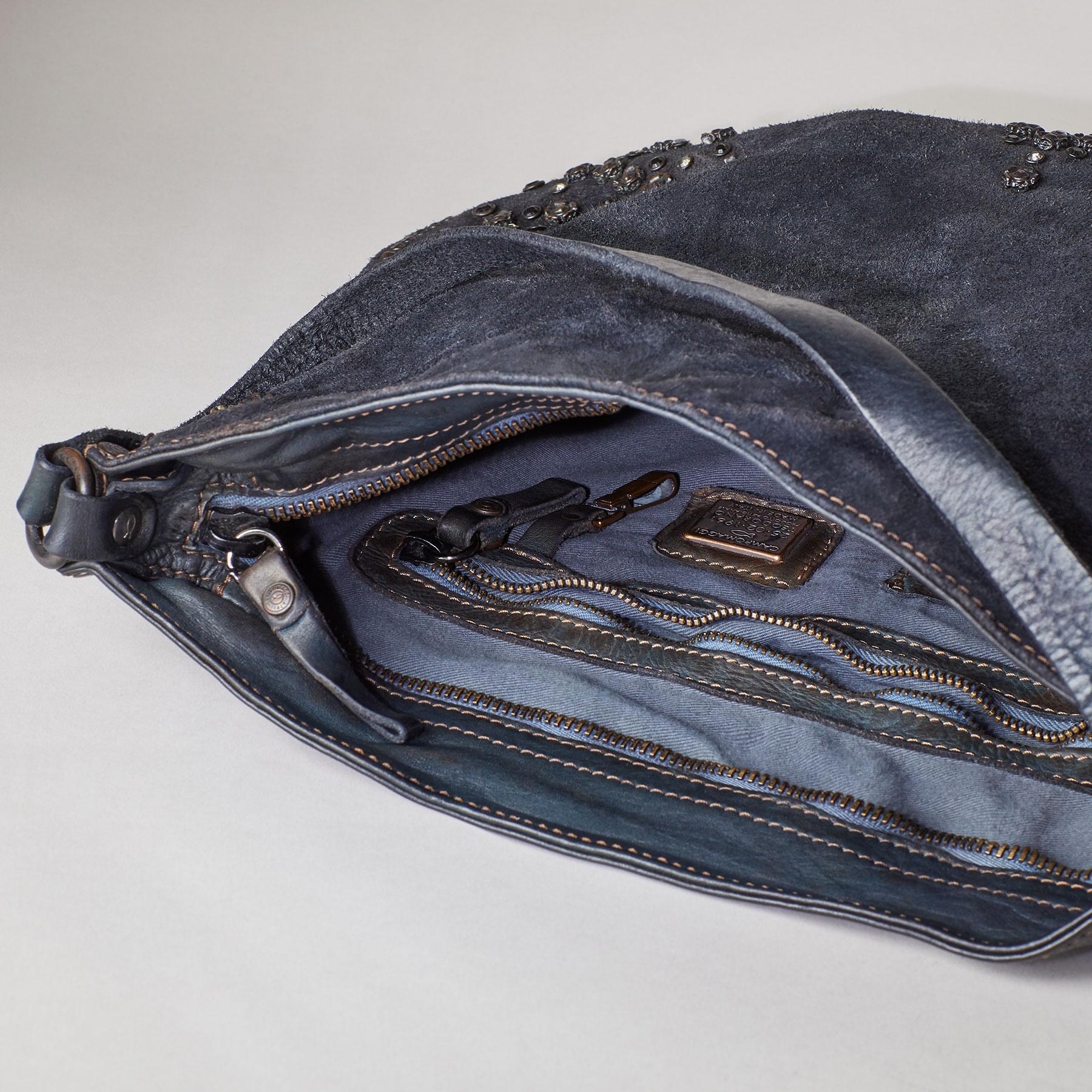 SUEDE HOBO BAG: View 3