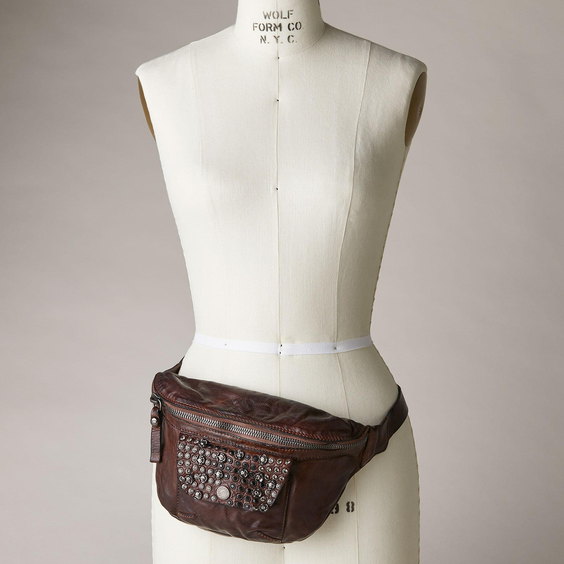 DIAMANTE WAIST BAG: View 4