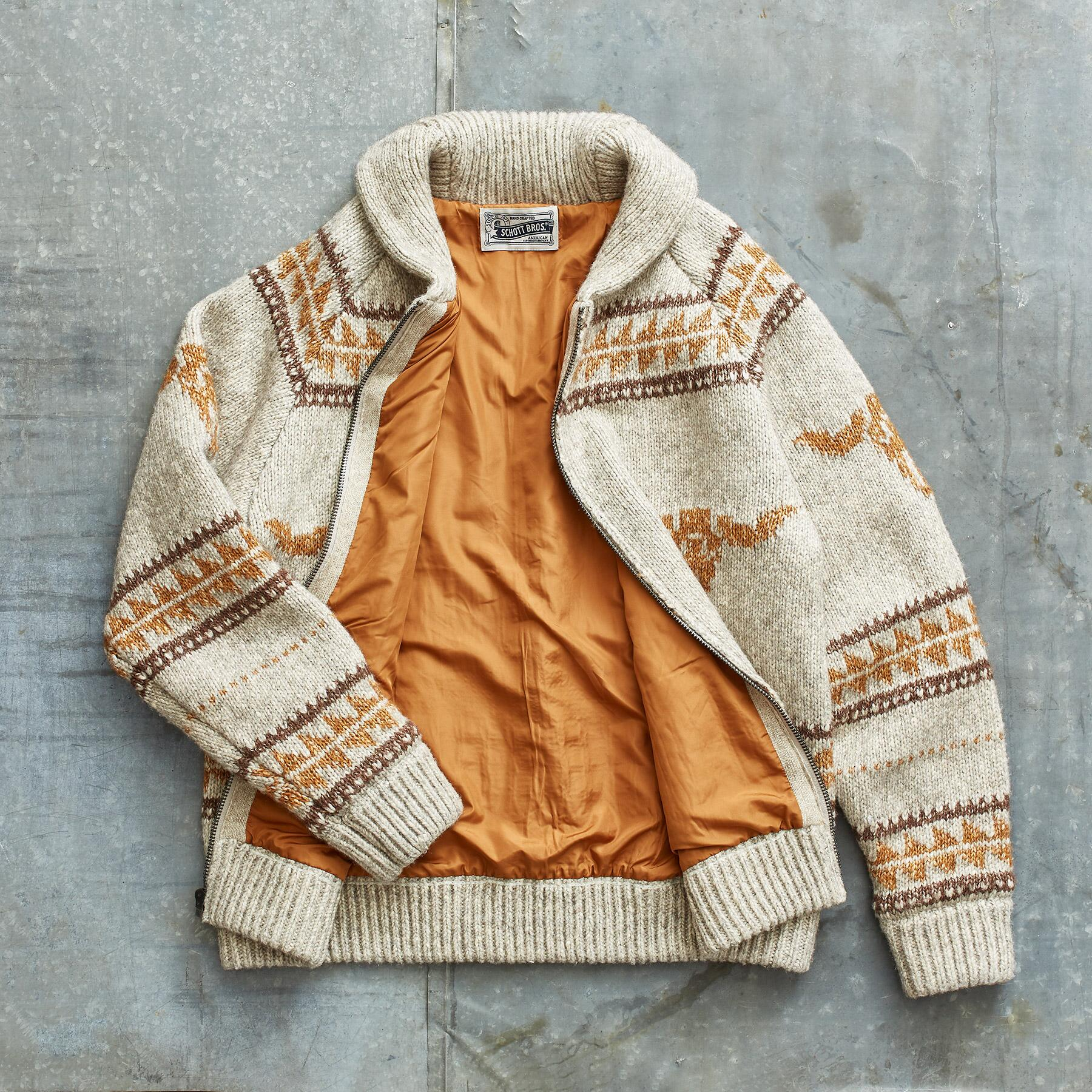HOME ON THE RANGE SWEATER: View 2