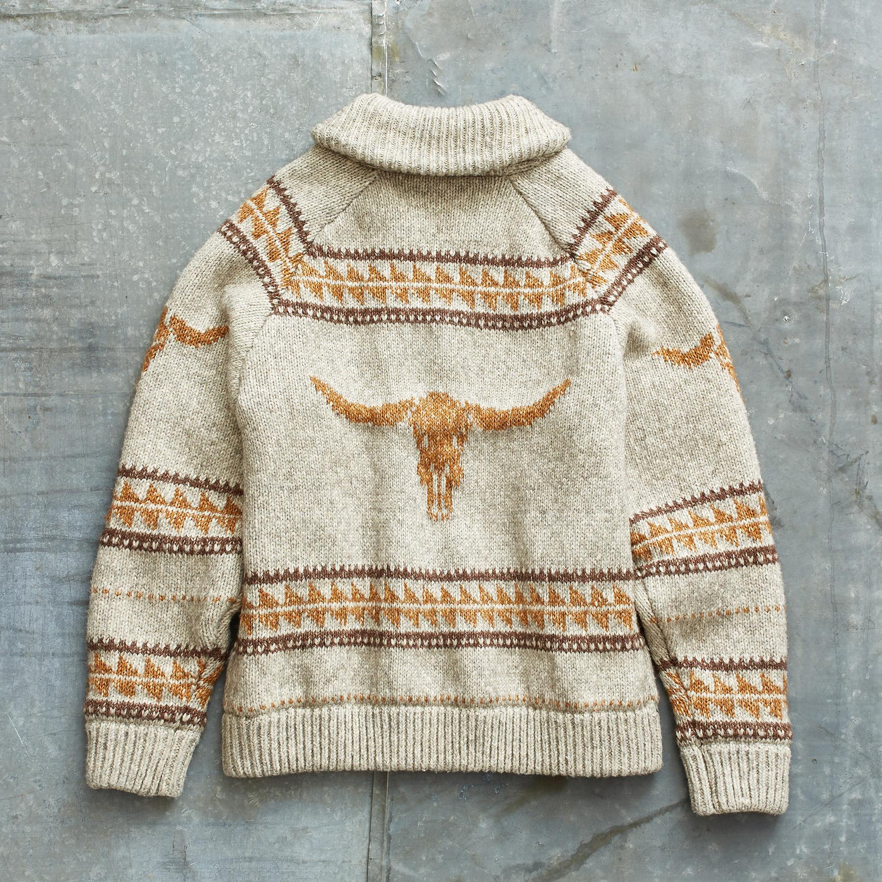 HOME ON THE RANGE SWEATER: View 3