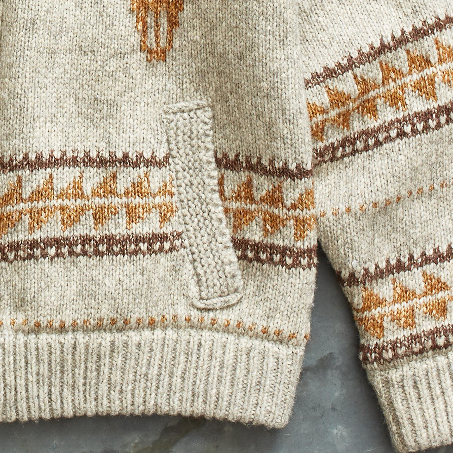 HOME ON THE RANGE SWEATER: View 4