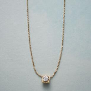 BYGONE ERA DIAMOND NECKLACE