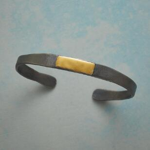 MEET IN THE MIDDLE CUFF BRACELET
