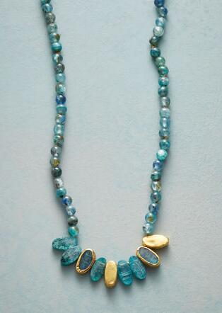 SPLENDID SKY NECKLACE
