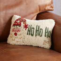 HO HO HO MINI PILLOW