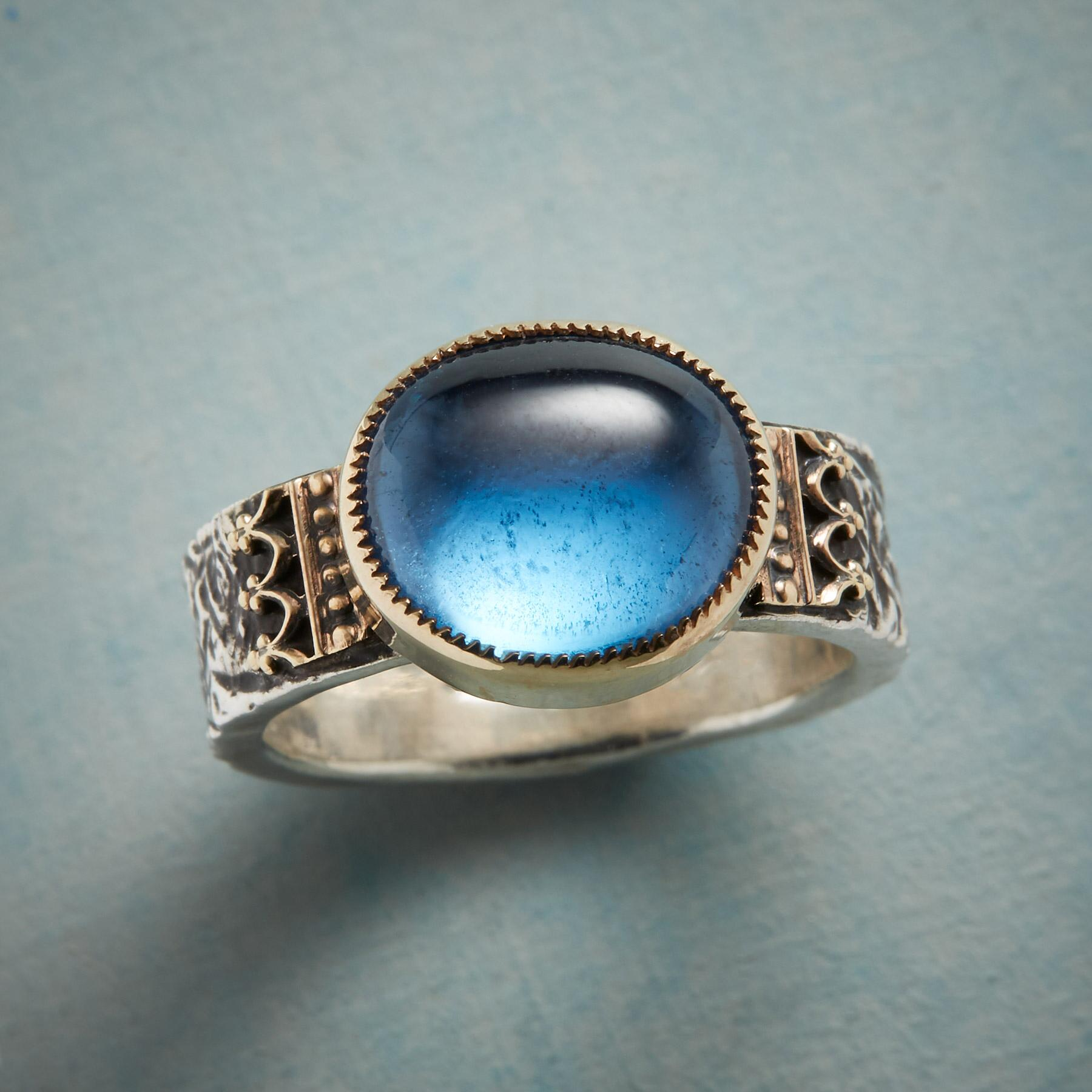 EYE OF THE BEHOLDER RING: View 1