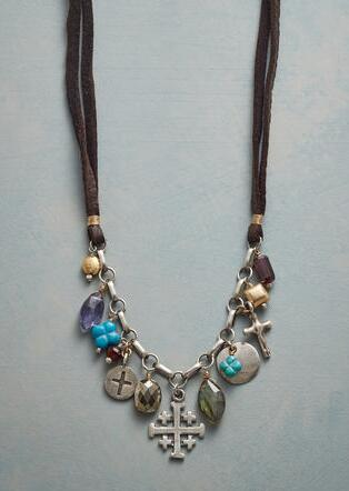INTERPRETATIONS CHARM NECKLACE
