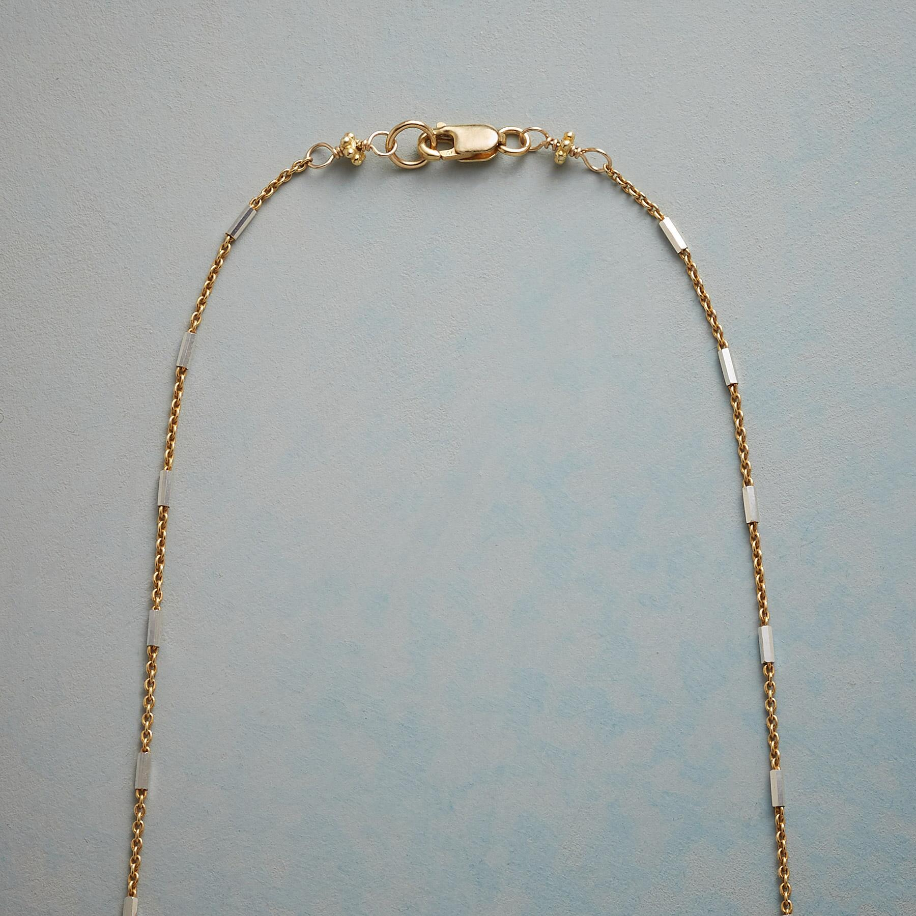 OCEAN REFLECTIONS PEARL NECKLACE: View 3
