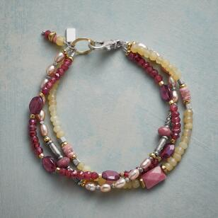 CURRANTS & CREAM BRACELET