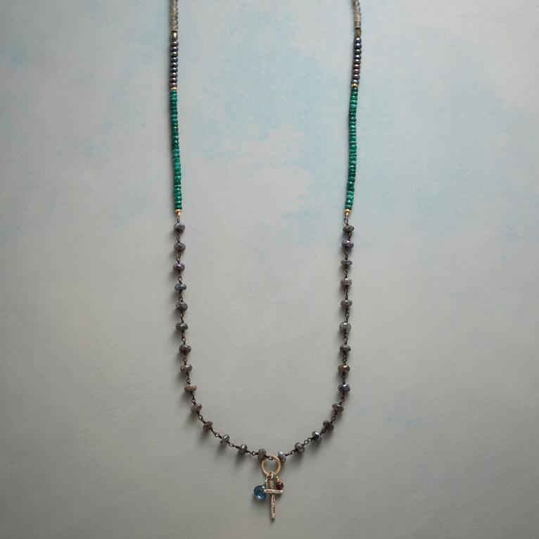 DAILY MEDITATIONS NECKLACE
