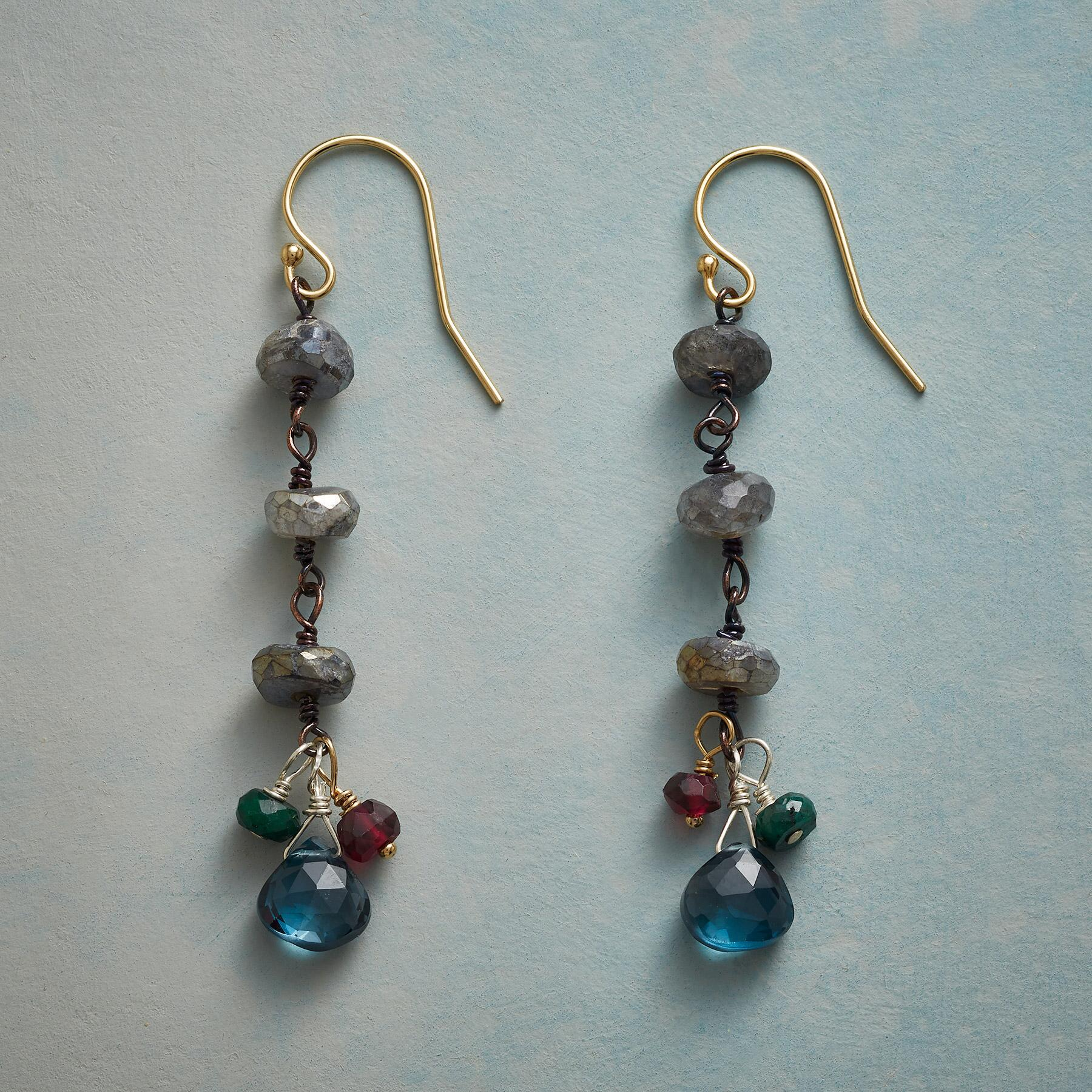 HITTING THE RIGHT NOTE EARRINGS: View 1