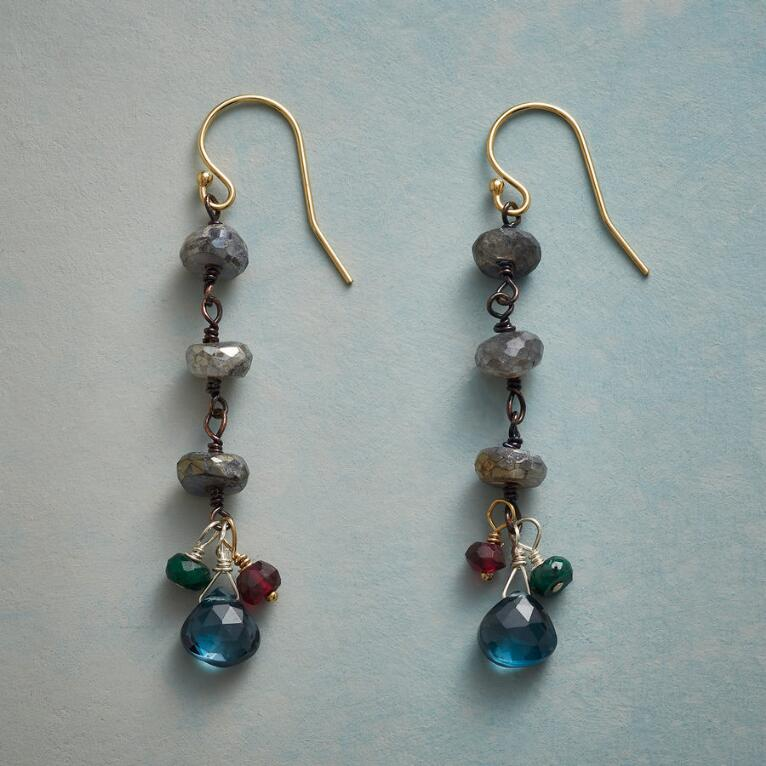 HITTING THE RIGHT NOTE EARRINGS