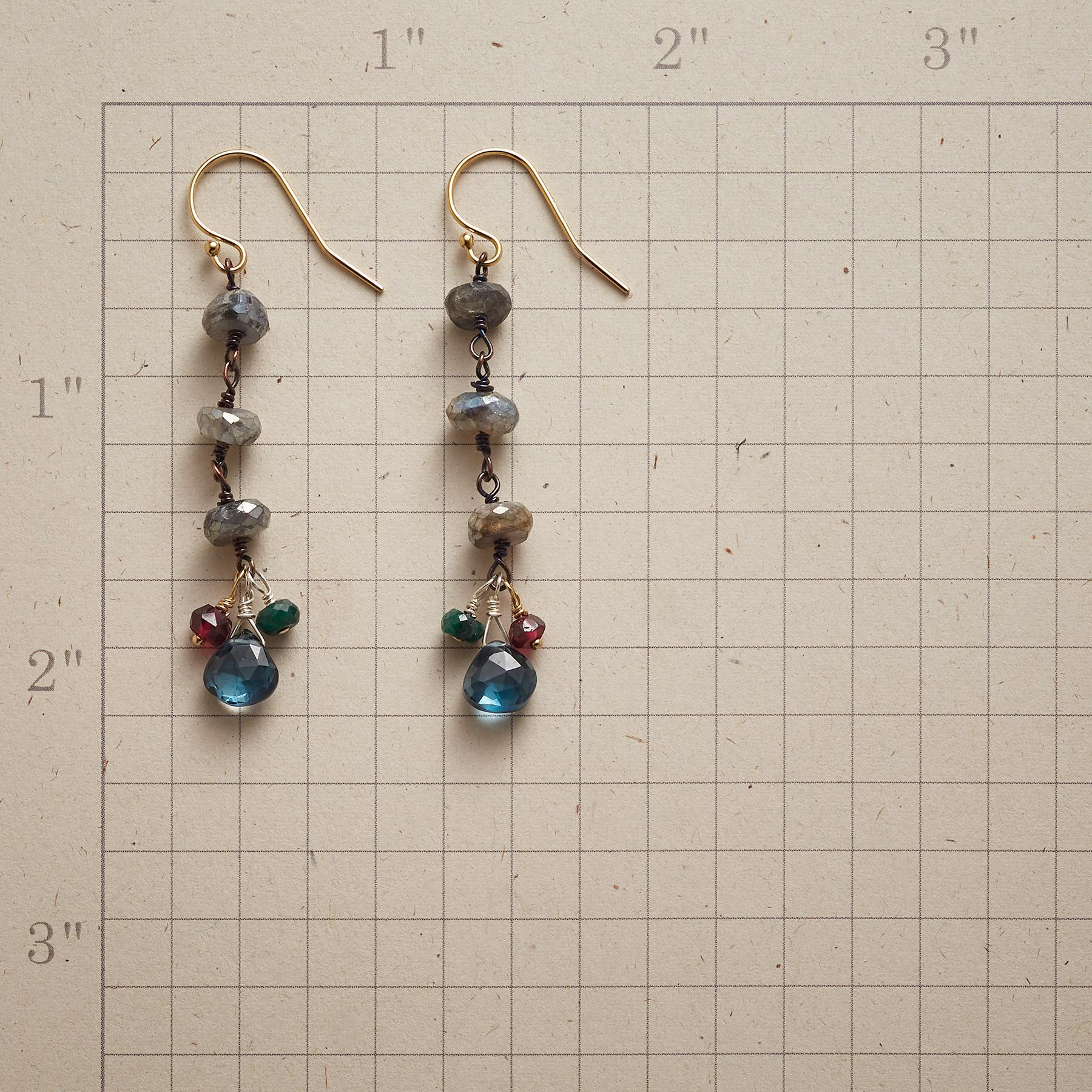 HITTING THE RIGHT NOTE EARRINGS: View 2