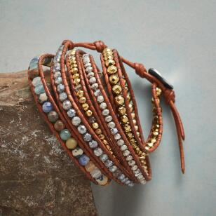 ENDLESS POSSIBILITIES 5 WRAP BRACELET