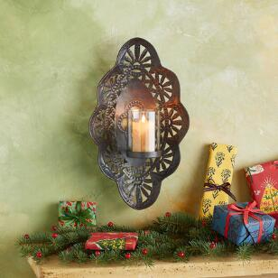 MAGELLA CANDLE SCONCE