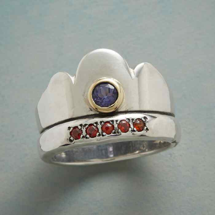 CROWNING ACHIEVEMENT RING