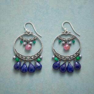 LAPIS FINALE EARRINGS
