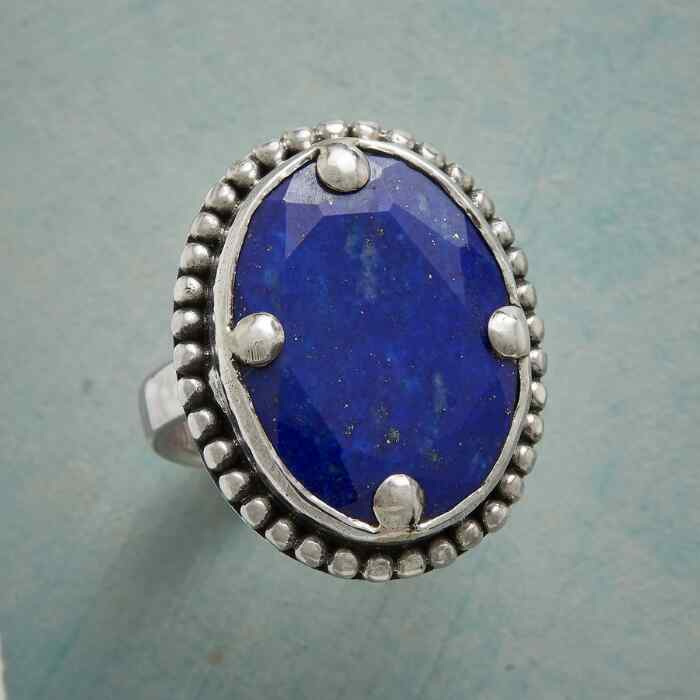EPIC LAPIS RING