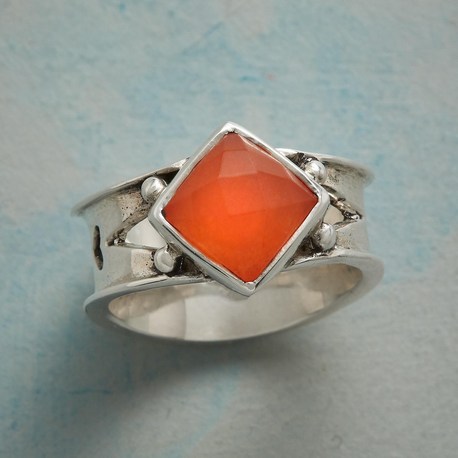 JADE INFUSION RING: View 1