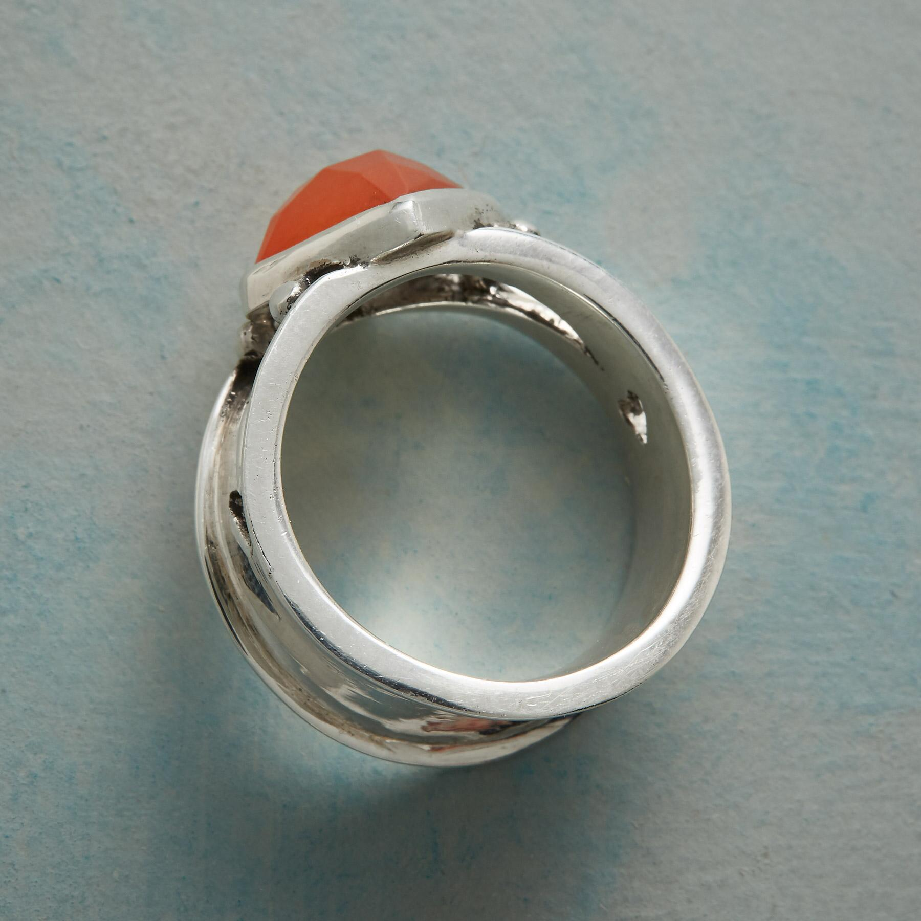 JADE INFUSION RING: View 2