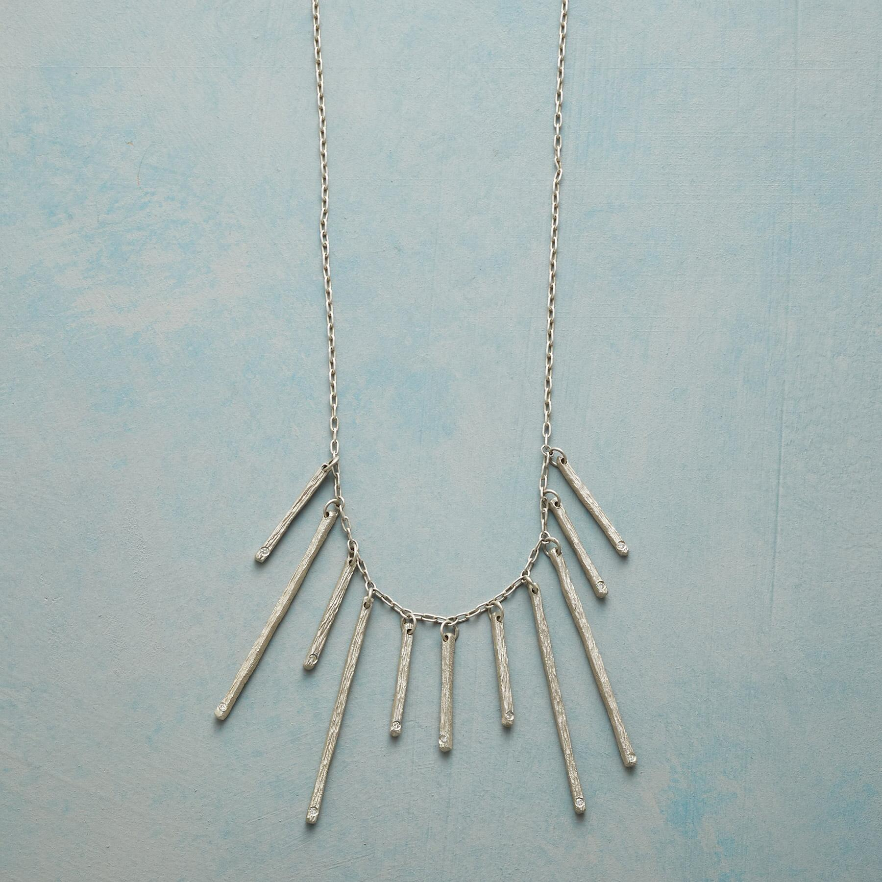 STRIKE THE LIGHT NECKLACE: View 1